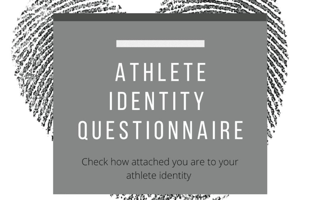 Urheilijan identiteetti – kirous vai siunaus?